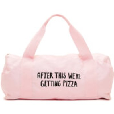 Ban do Work It Out Gym Bag   After This We Re Getting Pizza - 825466942684