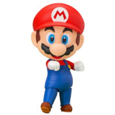 Super Mario Bros. Nendoroid Action Figure Mario 10 cm