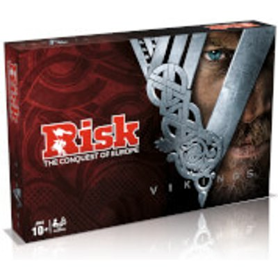 Risk Board Game - Vikings Edition