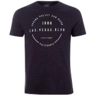 Broken Standard Men's Vegas T-Shirt - Ecru - S - Grey