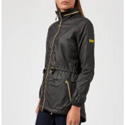 Barbour International Women s Eastern Creek Casual Jacket   Black   UK 12   Black - 190375788235