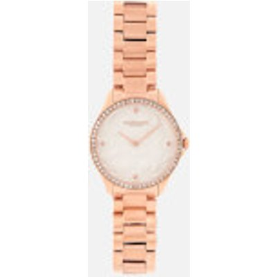 Coach Women's Modern Sport Logo Face Watch - Rose Gold