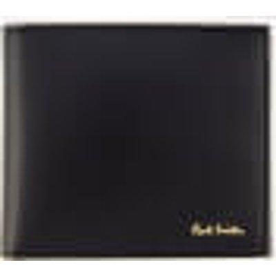 Paul Smith Men's Stripe Billfold Wallet - Black