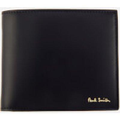 Paul Smith Men's Naked Lady Billfold Wallet - Black
