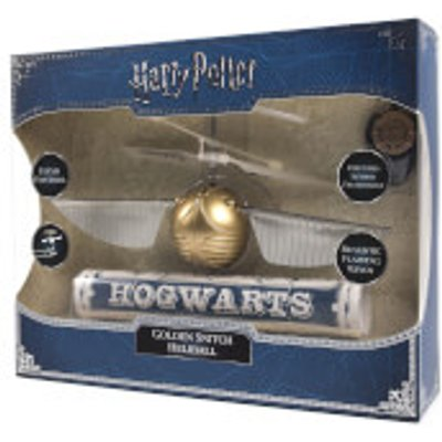 Harry Potter Golden Flying Snitch Heliball - 5055394009943