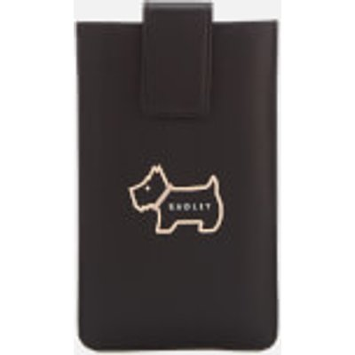 Radley Women's Heritage Dog Outline Phone Case - Black
