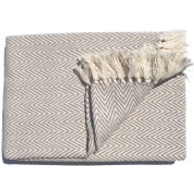 Rapport Skye Throw - Natural