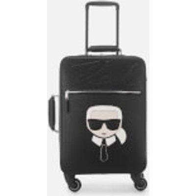 Karl Lagerfeld Women's K/Ikonik Trolley - Black