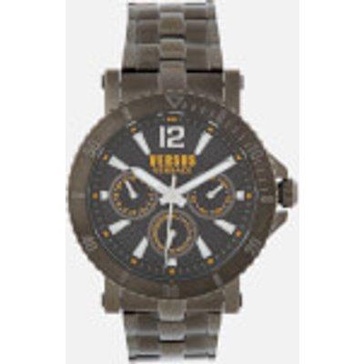 Versus Versace Men s Steenberg Stainless Steel Watch   Grey - 7630030526299