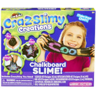 Cra-Z - Slimy Creations Chalkboard Slime