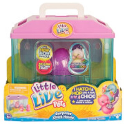 Little Live Pets Surprise Chick House - Series 3