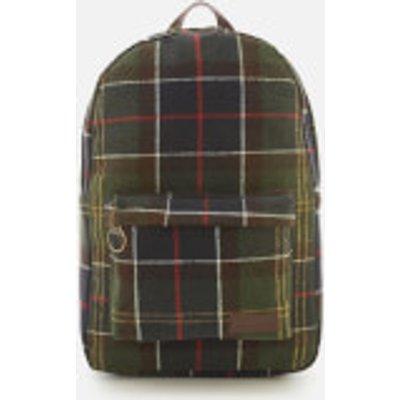 Barbour Men's Carrbridge Backpack - Classic Tartan