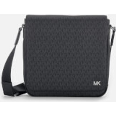 Michael Kors Men s Jet Set Messenger Bag   Black - 191262379925