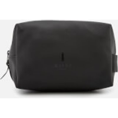 RAINS Men's Small Wash Bag - Black