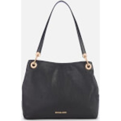 MICHAEL MICHAEL KORS Women's Raven Large Shoulder Tote Bag - Black