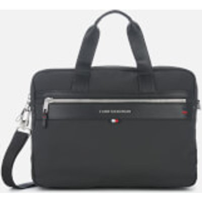 Tommy Hilfiger Men s Elevated Laptop Bag   Black - 8719704555878