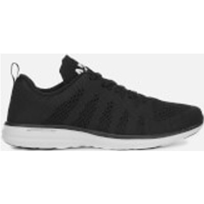 Athletic Propulsion Labs Men's TechLoom Pro Trainers - Black/White - UK 10 - Black