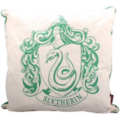 Harry Potter Slytherin Crest Fiilled Cushion