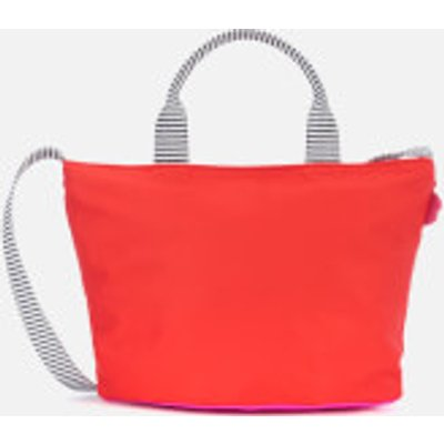 Lulu Guinness Women s Small Lip Base Lola Cross Body Bag   Red Hot Pink - 5060545403839
