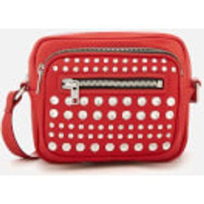 McQ Alexander McQueen Women's Cross Body Bag - Riot Red