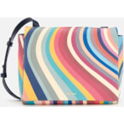 Paul Smith Women's Swirl Medium Shoulder Bag - Multi