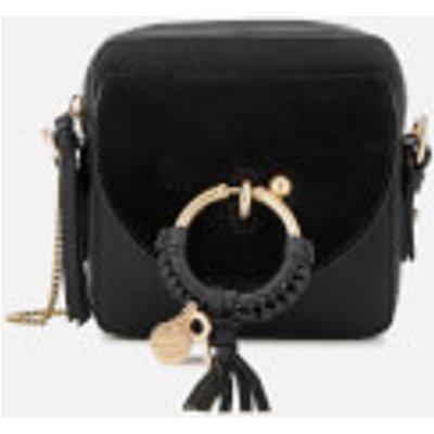 See By Chloé Women's Joan Small Cross Body Bag - Black