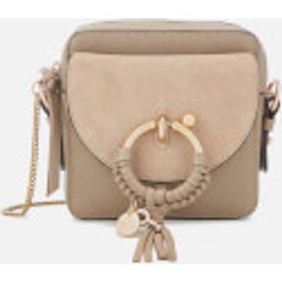 See By Chloé Women's Joan Small Cross Body Bag - Motty Grey