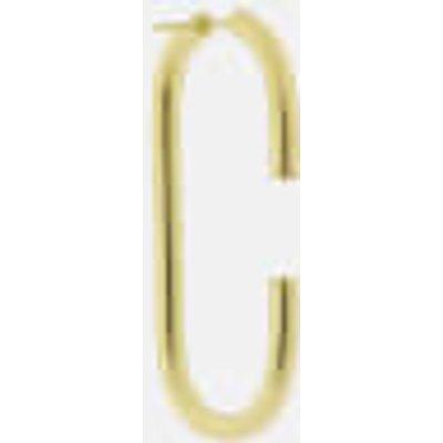 Maria Black Women's Oval Earring - Gold