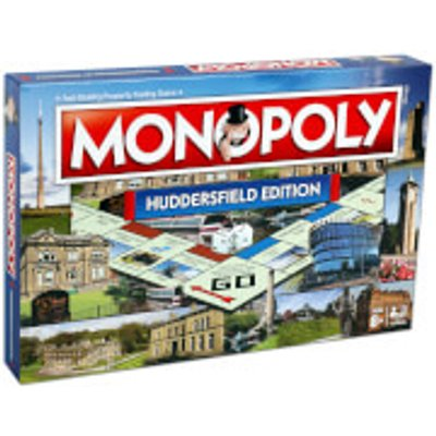 Monopoly Board Game - Huddersfield Edition