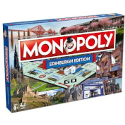 Monopoly Board Game - Edinburgh Edition