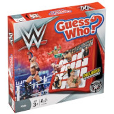 Guess Who? Board Game - WWE Edition