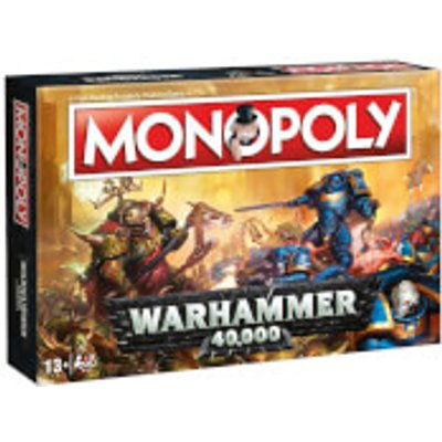Monopoly Board Game - Warhammer Edition