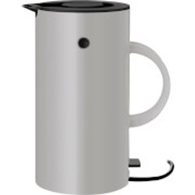 Stelton EM77 Electric Kettle - 1.5L - Grey (UK Plug)