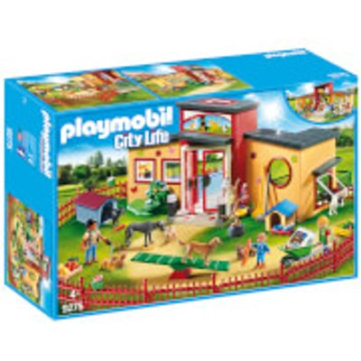 Playmobil City Life Tiny Paws Pet Hotel (9275)