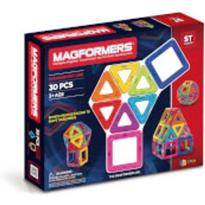 Magformers Standard Set - 30 Pieces