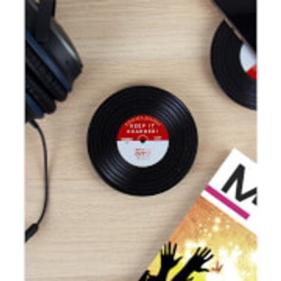 Vinyl Record Wireless Charger - 5056004320915