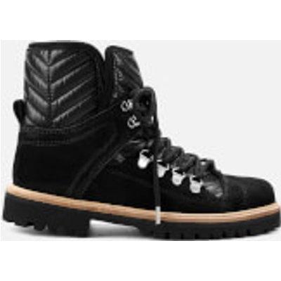 Ganni Women's Winter Hiking Boots - Black - EU 38/UK 5