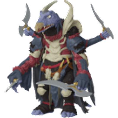 Dark Crystal Hunter Skeksis Funko Action Figure