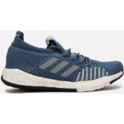 adidas Women's Pulse Boost HD Trainers - Blue - UK 8 - Blue