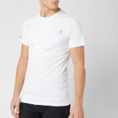 Superdry Men's Premium Goods Tonal T-Shirt - Optic - S
