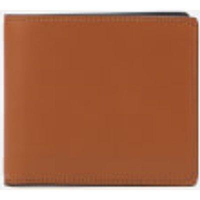 Maison Margiela Men's Bi Fold Wallet - Cognac