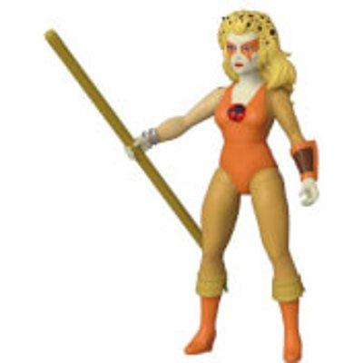 Savage World Thundercats Cheetara Action Figure