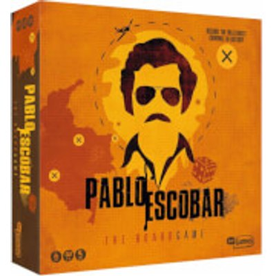 Pablo Escobar: The Board Game
