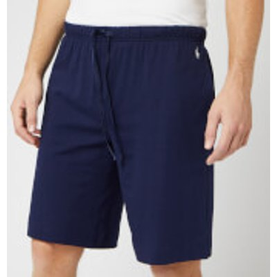 Polo Ralph Lauren Men's Sleep Shorts - Cruise Navy - L, Blue