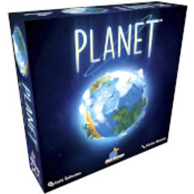 Planet UK Edition Board Game
