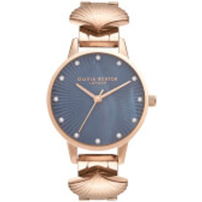 Olivia Burton Women s The Mermaid Watch   Rose Gold - 7613272364409