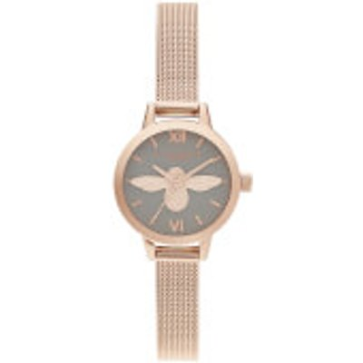Olivia Burton Women s Mini Dial 3D Bee Watch   Gold - 7613272364294
