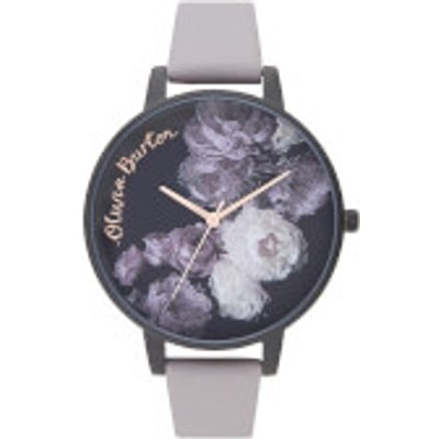 Olivia Burton Women s Fine Art Watch   Lilac - 7613272366182