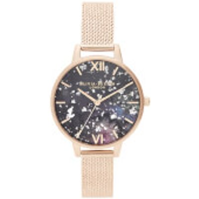 Olivia Burton Women s Celestial Mesh Watch   Rose Gold - 7613272366267