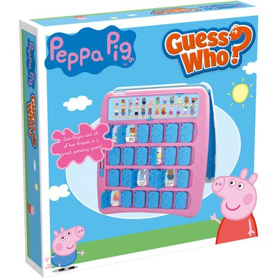 Guess Who? Board Game - Peppa Pig Edition
